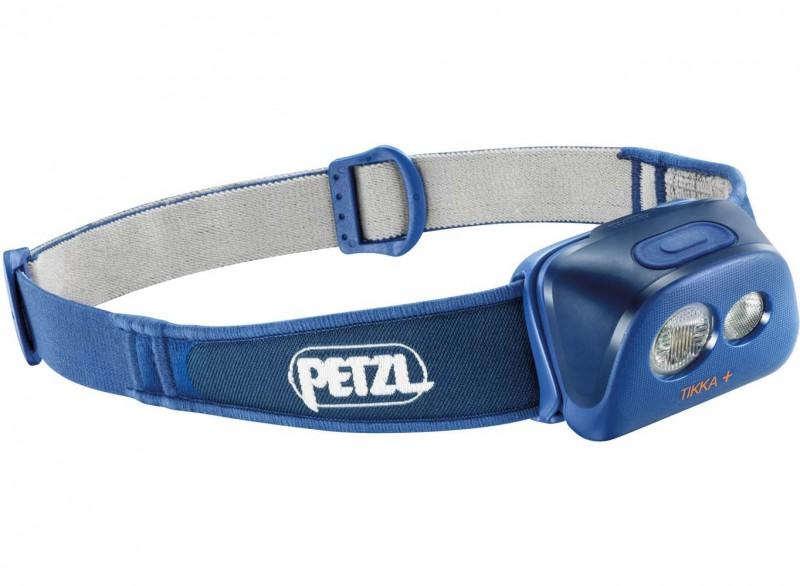 Petzl - Фонарь налобный светодиодный Tikka plus .